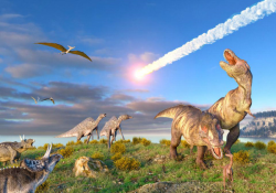 علل انقراض دایناسورها، شرایط محیط زیست، زمان حیات - word